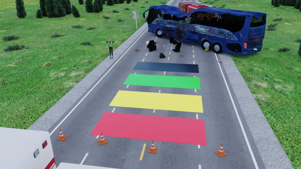 Realidad Virtual para capacitación de socorristas